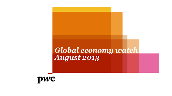 Global Economy Watch August 2013